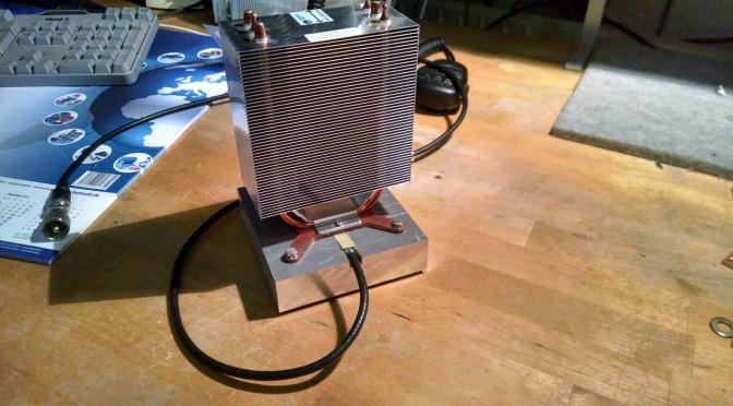 DIY Dummy-Load – künstliche Antenne